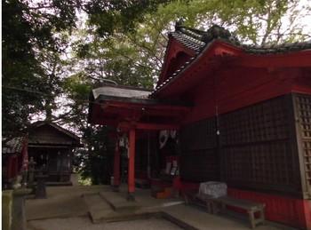 10国富町 本庄稲荷神社 ご社殿3.JPG