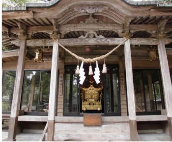 12都農町 都農神社 神楽殿2.JPG