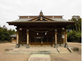 13串間市 串間神社 ご社殿2.JPG
