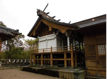16串間市 串間神社 ご本殿3.JPG