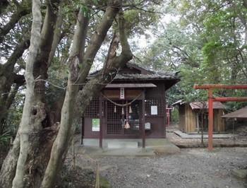 8宮崎市 木花神社 ご社殿.JPG