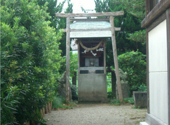 8橘神社 末社 火の神さま.JPG