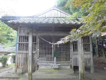 えびの市3 岩谷神社 正面ご社殿2.jpg