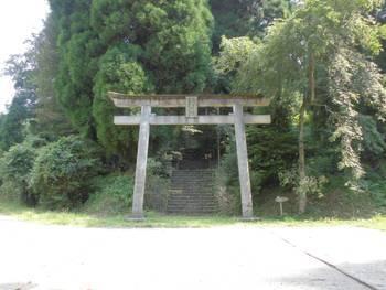 五ヶ瀬町1 古戸野神社 入り口鳥居.jpg