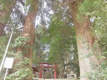 五ヶ瀬町6 祇園神社 参道入り口風景.jpg