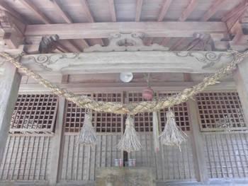 五ヶ瀬町9 古戸野神社 ご拝殿2.jpg