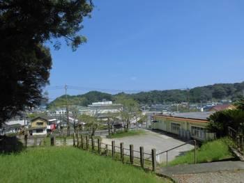 佐土原町11 佐土原神社 からの風景.jpg