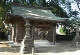 八坂神社 ご社殿  都城市..PNG