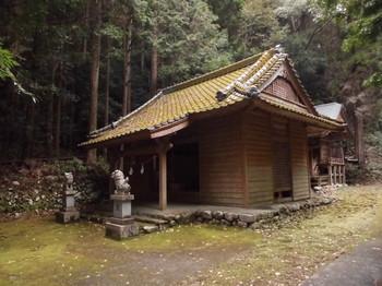 北川町 河愛神社 ご社殿.JPG