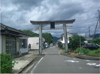 南方神社一の鳥居.JPG