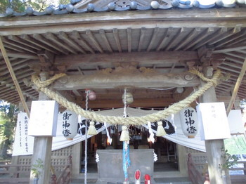 国富町 八幡宮 ご拝殿.JPG