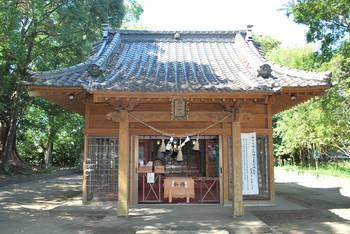 宮崎市7 加護神社 ご社殿5.jpg