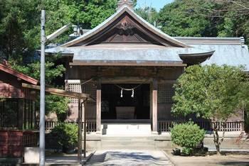 宮崎市9 江田神社 ご社殿2.jpg