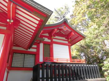 宮崎市 大塚八幡神社 ご本殿2.JPG