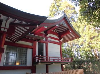 宮崎市 熊野神社 ご本殿.JPG