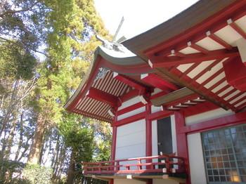 宮崎市 熊野神社 ご本殿3.JPG