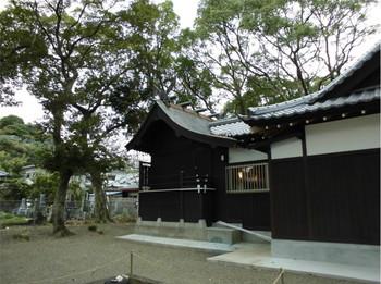 宮崎市 田元神社   ご本殿2.JPG