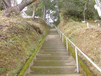 宮崎市広原4 広原神社 階段参道.jpg