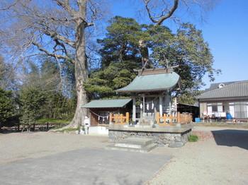 宮崎県 木城町 国玉神社 ご本殿2.JPG