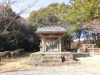 宮崎県 木城町 水分神社 ご本殿1.JPG