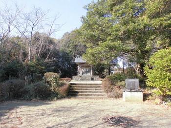 宮崎県 木城町 水分神社 正面ご社殿.JPG