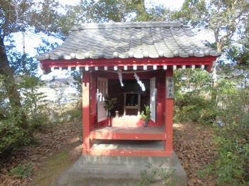山之口町 南方神社 水神さぁ~.JPG