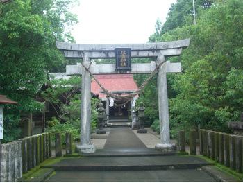 岡富 住吉神社 正面鳥居1.JPG