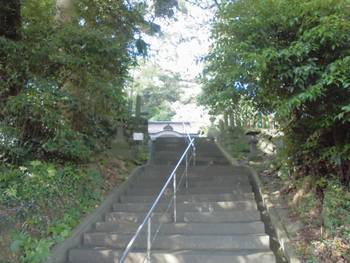 延岡市3 土々呂 霧島神社 階段参道2.jpg