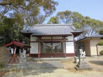 新富町 大将軍神社 ご社殿.JPG