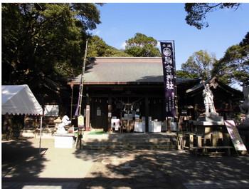日南市 11駒宮神社ご社殿.JPG