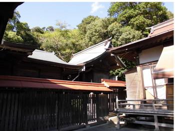 日南市 14駒宮神社 ご本殿.JPG