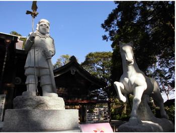 日南市 9駒宮神社 境内風景5.JPG