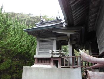 日南市 海神神社     ご本殿.JPG