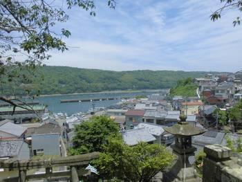 日向市9 鉾島神社 神社前からの風景2.jpg
