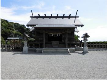 日向市 11大御神社 ご社殿.JPG