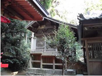 日向市 八幡・智古神社 ご本殿2.JPG