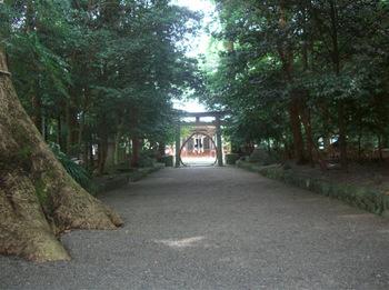 木城 比木神社 参道1.JPG