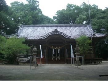 木城町8 比木神社 正面 ご社殿.jpg