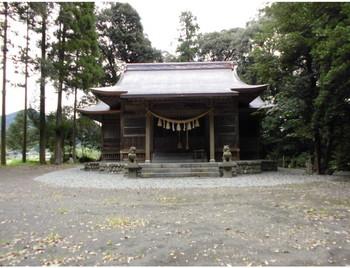 東郷町 山陰神社   ご社殿2.JPG
