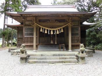 東郷町 山陰神社 ご社殿.JPG