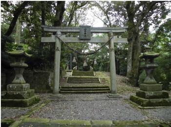 東郷町 山陰神社 入口鳥居.JPG