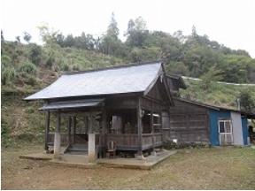 椎畑神社(しいはたじんじゃ)ご社殿.PNG