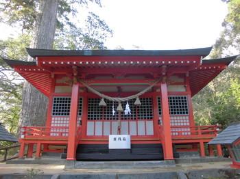 椎葉村 十根川神社 ご社殿.JPG