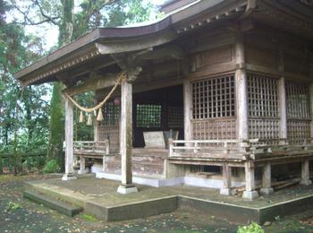 穂北神社 ご社殿.JPG