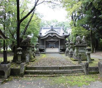 綾町   綾神社 正面社殿1.JPG