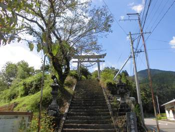 美郷町1 水清水みずしだに神社 入り口鳥居.jpg