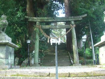 美郷町 神門神社 参道階段2.JPG