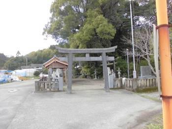 西都市1 鹿野田神社 入り口鳥居.jpg