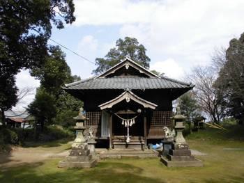 西都市3   清水神社 ご社殿.jpg