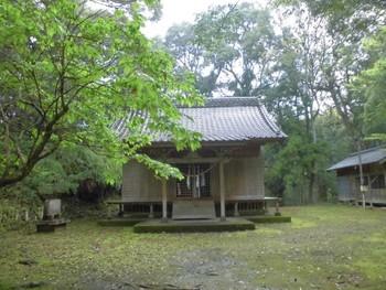 西都市6 芳野神社(よしのじんじゃ)正面社殿2.jpg